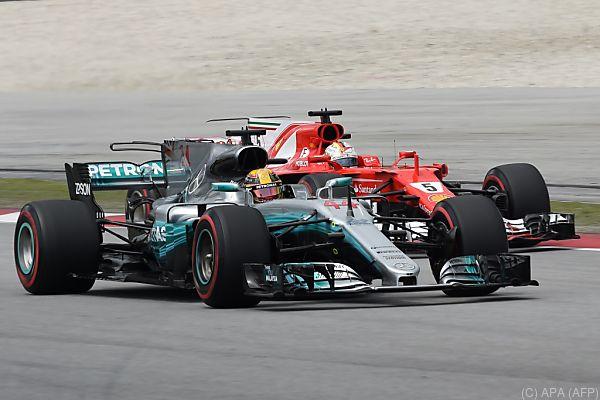 Mercedes will sich nicht auf Ferrari-Pech verlassen