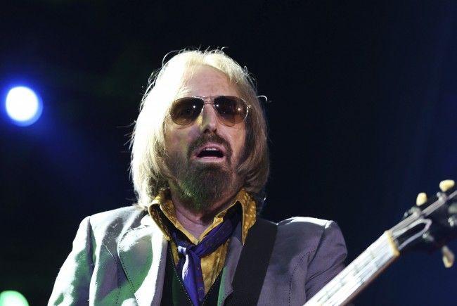 Rocklegende Tom Petty mit 66 Jahren gestorben