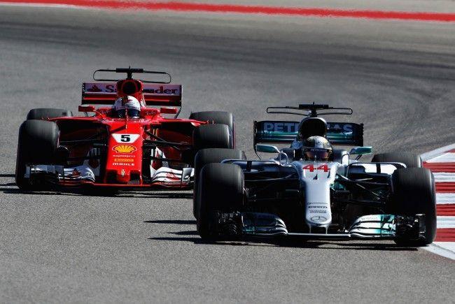 Lewis Hamilton vergrößerte mit dem Sieg den Abstand auf Sebastian Vettel in der WM-Wertung.