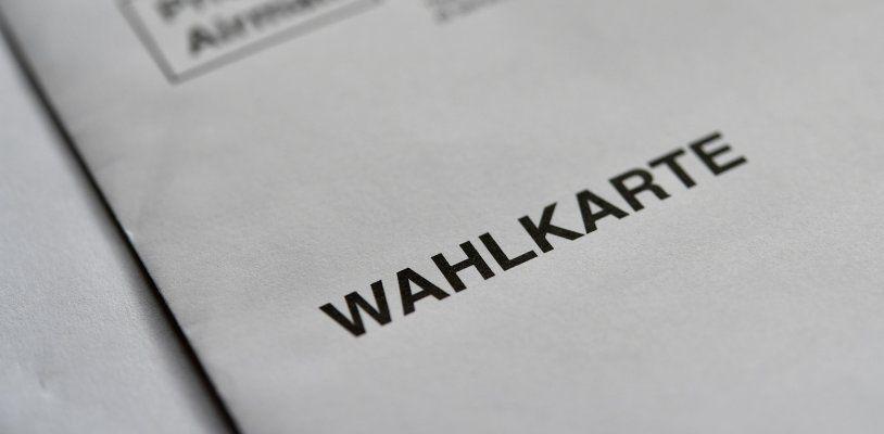 Briefwahl-Ergebnis in Wien: ÖVP vor FPÖ