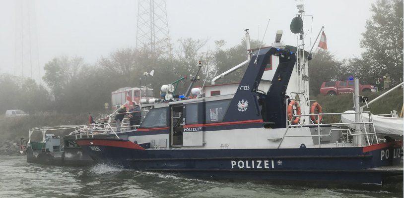 Schiffskollision mit einer Verletzten auf der Donau: Wiener Polizei startet Ermittlungen