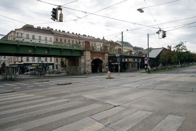 Im Bereich der U6-Station fand in Wien-Ottakring die tödliche Messerstecherei statt.