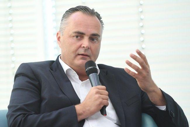 SPÖ- Sport- und Verteidigungsminister Hans Peter Doskozil.