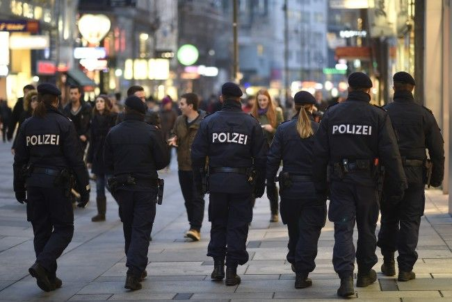 Die Wiener Polizei führte Schwerpunktaktionen durch