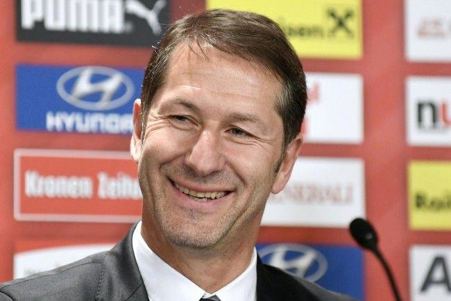 Franco Foda sprach erstmals über seine neue Aufgabe als ÖFB-Teamchef.