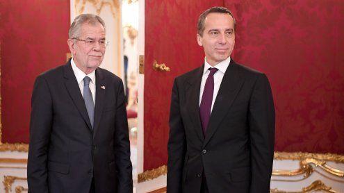 Kern-Treffen mit Van der Bellen: Kein Konflikt mit Michael Häupl