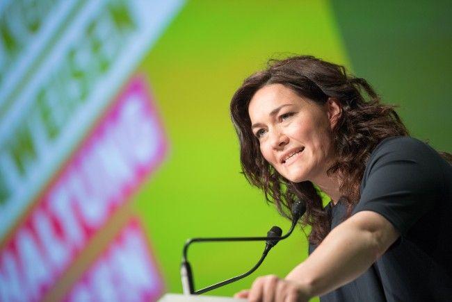 Die Bundessprecherin der Grünen Ingrid Felipe tritt zurück.