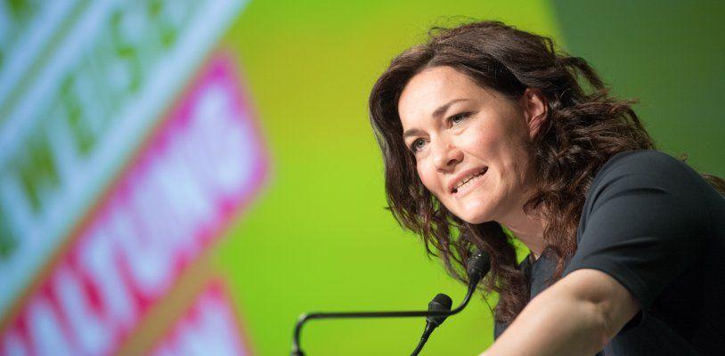 Bundessprecherin Ingrid Felipe tritt zurück