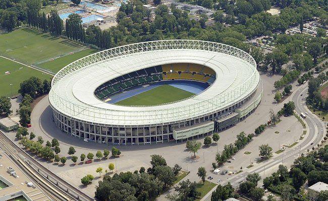 Die Serben könnten das WM-Qualifikationsspiel im Happel-Stadion zu einem Heimspiel für sie werden lassen.