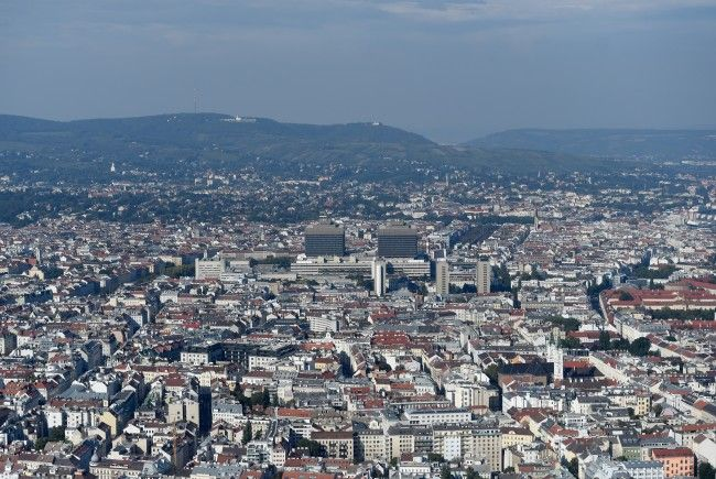 Ein internationaler Vergleich zeigt, dass die Mieten in Wien relativ günstig sind.