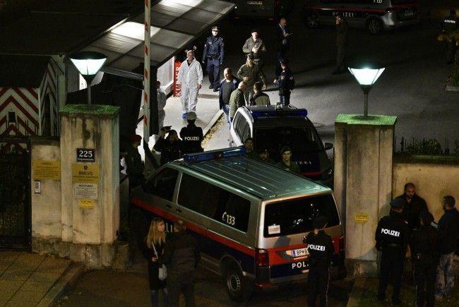 In einer Kaserne in Wien-Leopoldstadt kam es zu dem Vorfall.