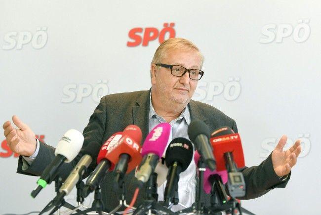 Bundesgeschäftsführer Matznetter hat den Vertrag mit Silberstein offengelegt.