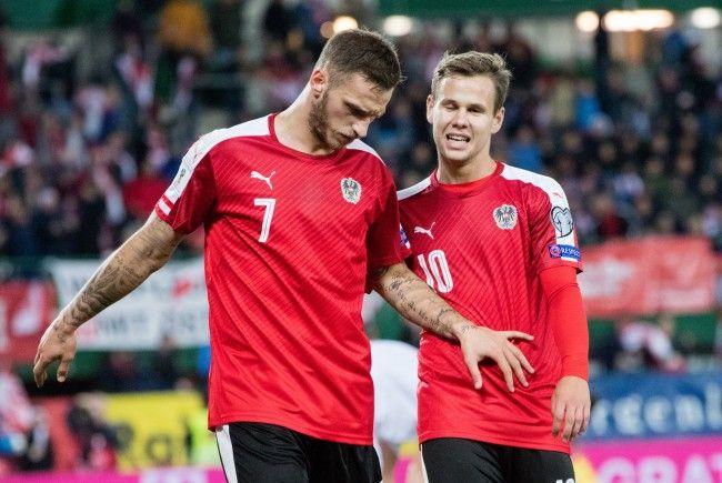 Österreich besiegte Serbien in der WM-Quali mit 3:2.