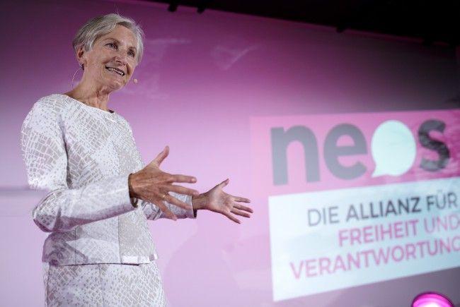 Die NEOS wollen eine große Staatsreform mit mit neuem Konvent unter Griss-Vorsitz