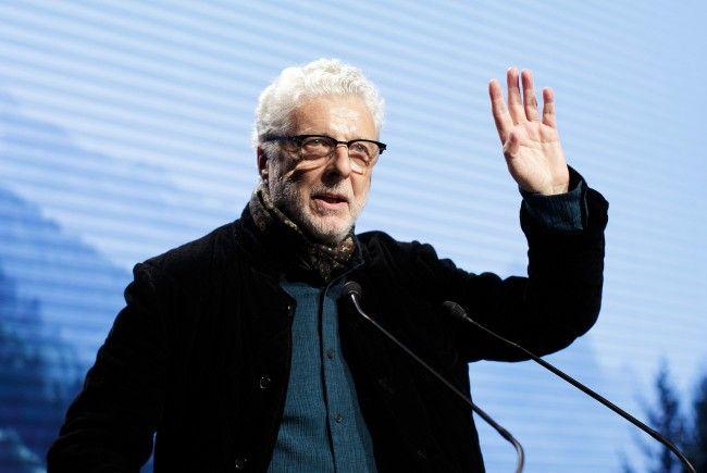 André Heller kuratiert das Eröffnungsfest des Weltmuseums Wien am Heldenplatz