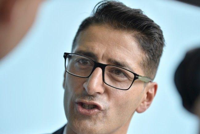 ÖVP-Kandidat Efgani Dönmez.