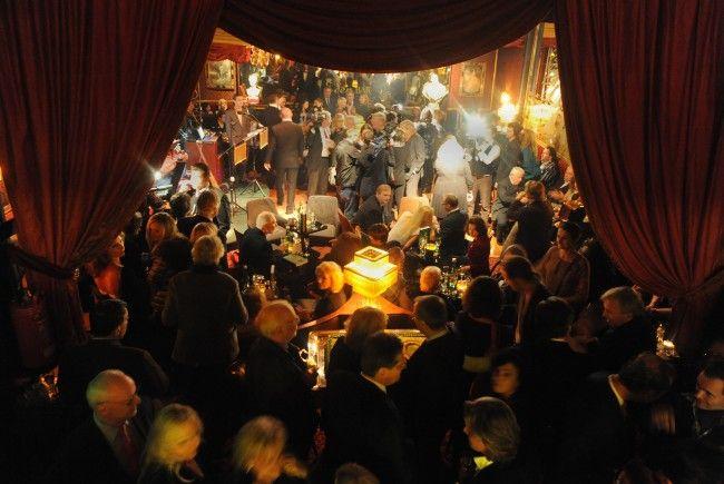 """Die legendäre Wiener """"Eden Bar"""" ist insolvent."""