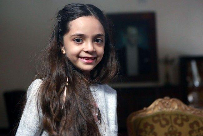 Bana wurde durch ihre bewegenden Twitter-Posts aus Syrien bekannt.