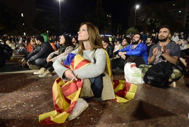 Katalonien: Mehr als 90 Prozent stimmten für Unabhängigkeit
