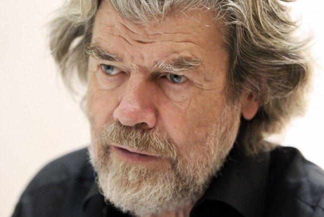 Der Südtiroler Extrembergsteiger Reinhold Messner warnt vor einem Rechtsruck in Österreich
