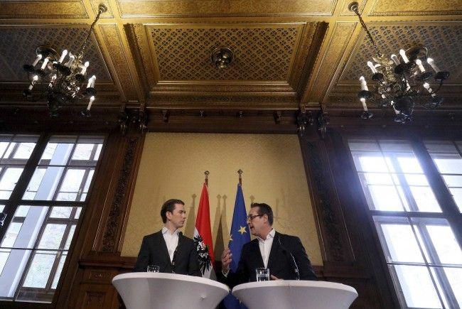 FPÖ und ÖVP führen derzeit intensive Koalitionsverhandlungen.
