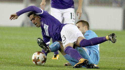 Austria auch gegen Rijeka sieglos