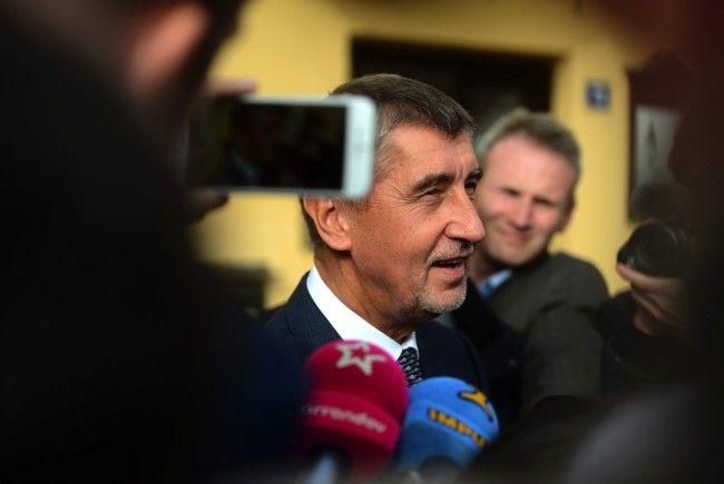 Der umstrittene Populist Andrej Babis hat die Parlamentswahl in Tschechien gewonnen.