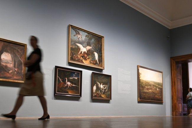 Das Wiener Belvedere soll ein Gemälde zurückgeben.