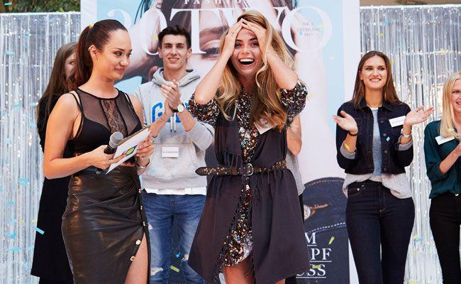 Das Cover Model Casting findet am 19. Oktober im Donau Zentrum statt.