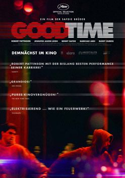 Good Time – Trailer und Kritik zum Film