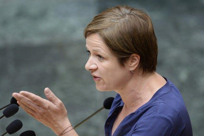 Die Grüne Sozialsprecherin Judith Schwentner sieht eine mögliche Wende