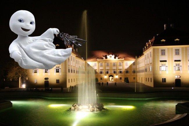 Am 31. Oktober 2017 wird auf Schloss Hof Halloween gefeiert.