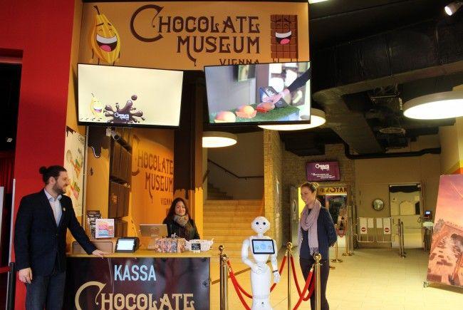 Die Geschwister Misaljevic haben das Konzept für das Chocolate Museum entwickelt.