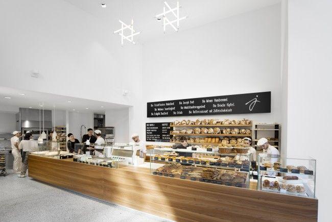 Hoseph Brot eröffnet Wiens erste Bagelmanufaktur am Albertinaplatz.