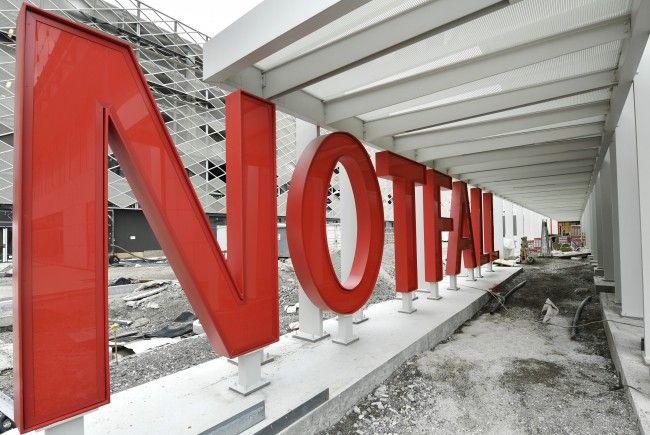Um das Wiener Krankenhaus Nord sind wieder Debatten ausgebrochen.