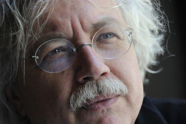 """Karl-Markus Gauß eröffnet die """"Buch Wien""""."""