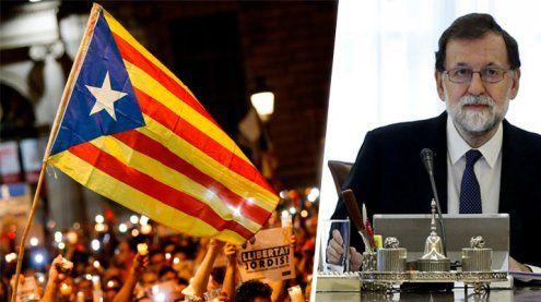 Madrid leitet Entmachtung ein, Neuwahlen werden gefordert