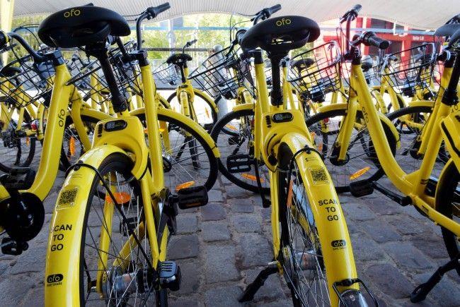 """""""Ofo""""-Leihräder: Die Stadt Wien reagiert auf Kritik mit neuen Regelungen"""