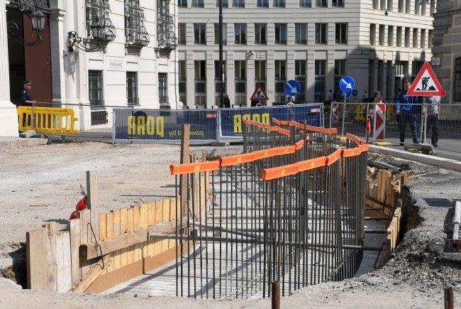 Die Stadt Wien wird an drei Standorte Poller errichten