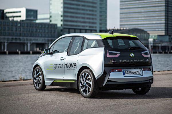 "Carsharing-Angebot ""greenmove"" startet ab November in Wien"
