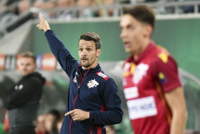 St-Pölten-Trainer Lederer zum Spiel gegen Rapid