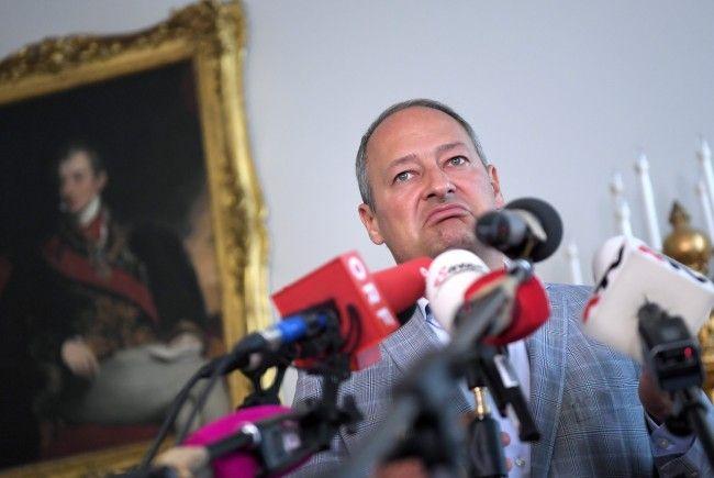 Andreas Schieder (SPÖ) steht einem U-Ausschuss offen gegenüber
