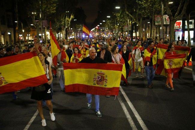 Spanien lehnt Vermittlung im Katalonien-Konflikt ab