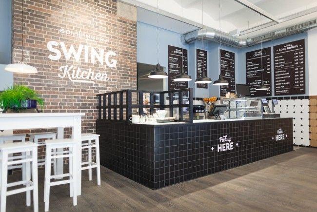 Vegane Burgerkette Swing Kitchen wurde mit Rolling Pin ausgezeichnet.