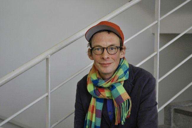 Tim Voss, neuer künstlerischer Leiter des Künstlerhauses