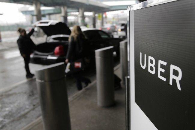 Uber führt seine gewohnten Tätigkeiten in Wien weiter fort.