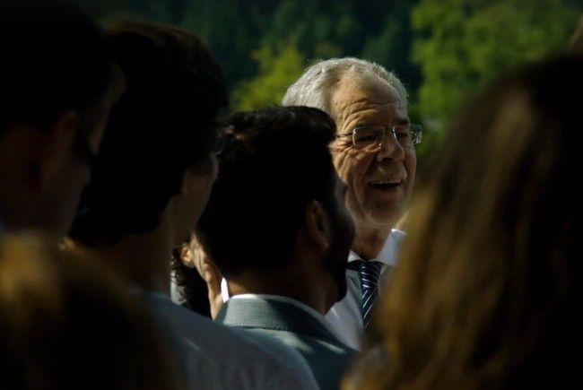 Eine Videobotschaft des Bundespräsidenten zur Wahl am Sonntag