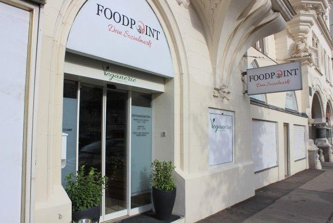 Wiens erster veganer Sozialmarkt hat eröffnet.