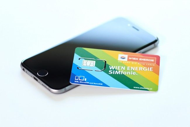"""""""SIMfonie"""": Wien Energie startet Mobilfunkangebot"""