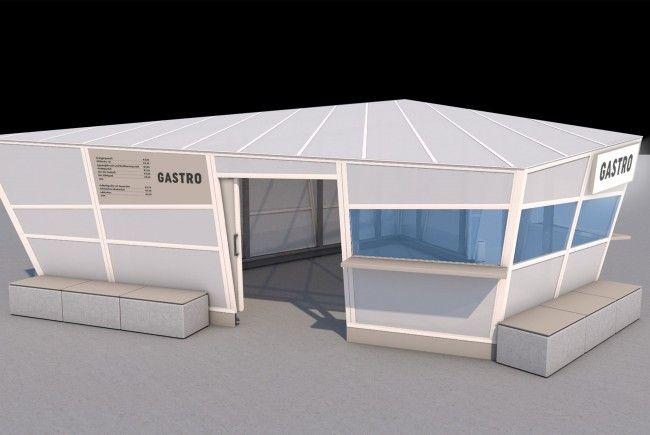 "Die ""MQbis"" ersetzen die Punschpavillons im Museumsquartier."